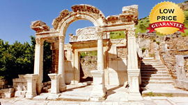 Ephesus half day tour izmir or Kusadasi