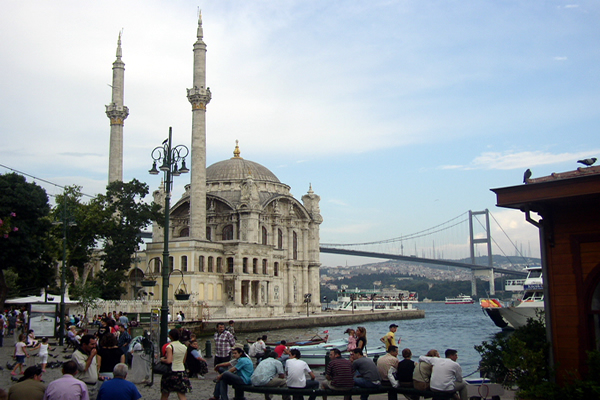 Istanbul two Continent tour