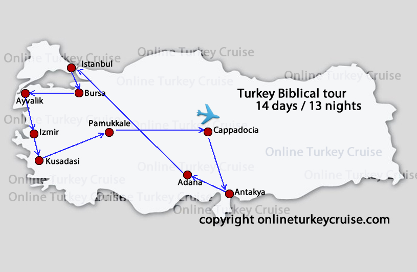 Turkey Biblical Tour